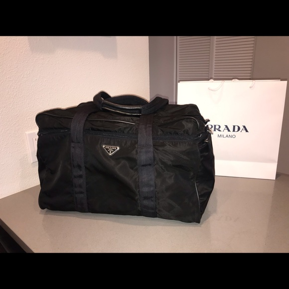 71d9dcaa2006 Prada Bags | Authentic Travel Duffle Bag Keepall Suitcase | Poshmark